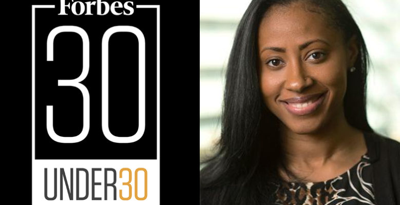 LOT<sup>®</sup> Alum, Jamira Burley, Named One of Forbes 30 Under 30