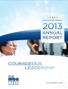 NBMBAA® 2013 Annual Report