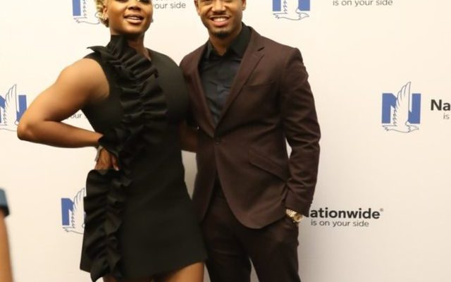 Claire's Life: Speaking at the National Black MBA Conference with Terrence J Presented by Nationwide