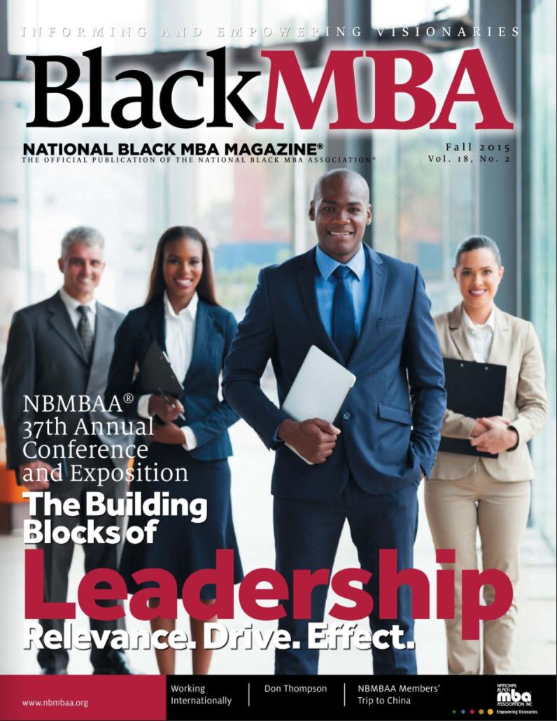 BlackMBA Magazine