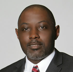 Roderick Barton, Atlanta Chapter President