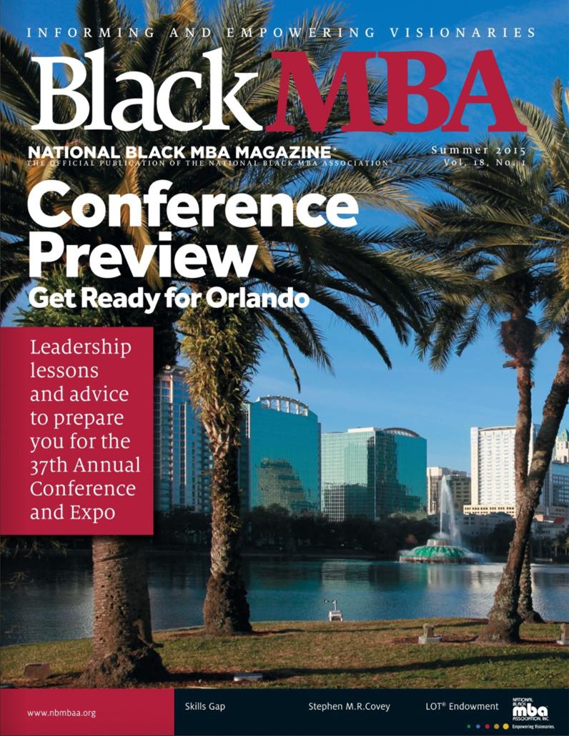 Black MBA Magazine Summer 2015
