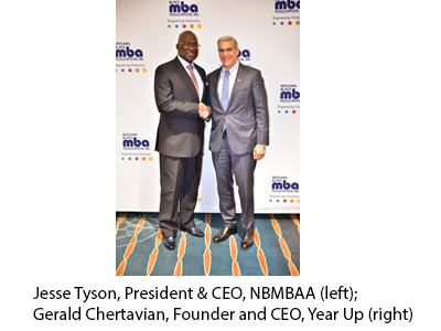 Year Up Announces Partnership with the National Black MBA Association<sup>®</sup>