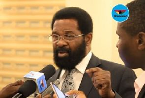 Okoe Vanderpuije woos US investors to Ghana