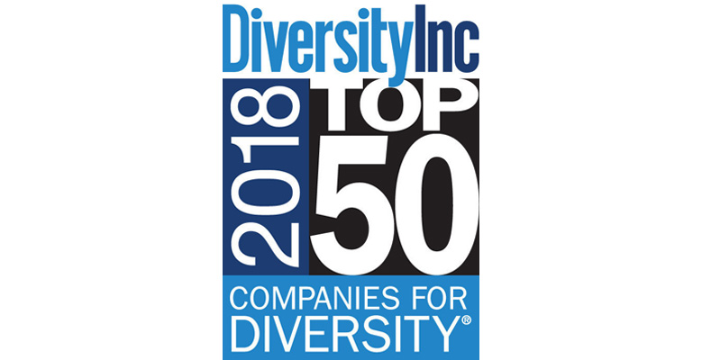 The 2018 DiversityInc Top 50 Companies for Diversity