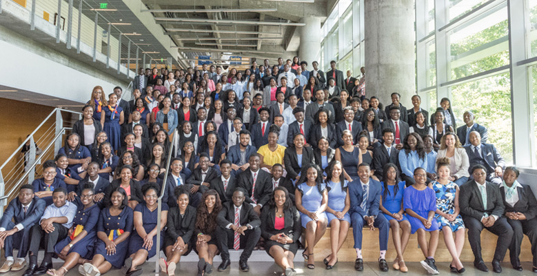 NATIONAL BLACK MBA ASSOCIATION<sup>®</sup> HOSTS LEADERS OF TOMORROW<sup>®</sup> SUMMIT IN ATLANTA