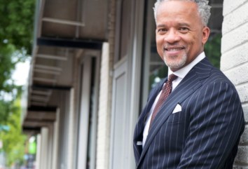 National Black MBA Association<sup>®</sup> Chairman of the Board selected as 2018 Black Enterprise Modern Man