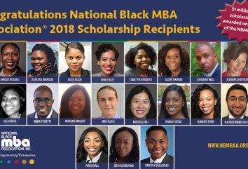 National Black MBA Association<sup>®</sup> Partners to Award $1 Million in Scholarships