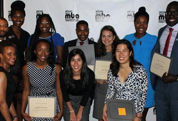 Georgetown McDonough Names National Black MBA Fellows