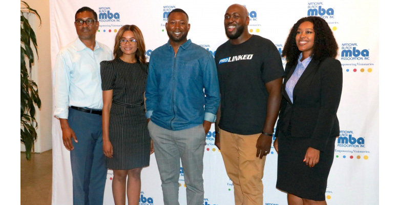 The National Black MBA Association Brought Their Scale-Up Pitch Challenge To L.A., Igniting Black Excellence And Community Among Competing Entrepreneurs