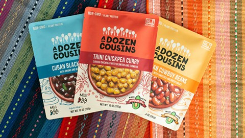 A Dozen Cousins Wants to Bring Healthy Eating to a Wider Audience