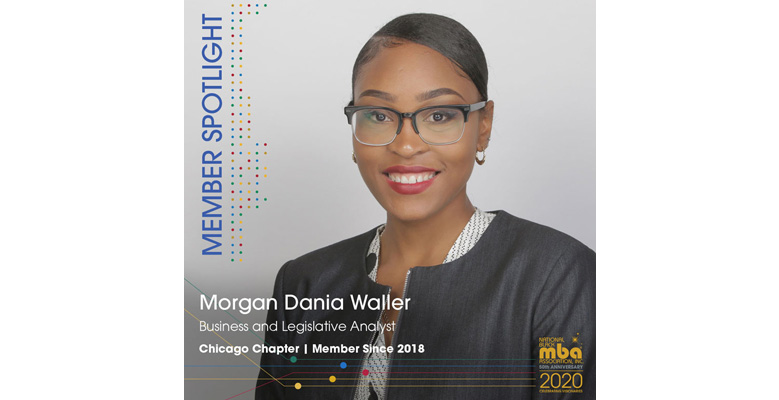 Meet June's Member of the Month – Morgan Dania Waller