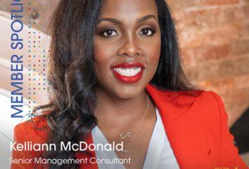 Meet July's Member of the Month – Kelliann McDonald