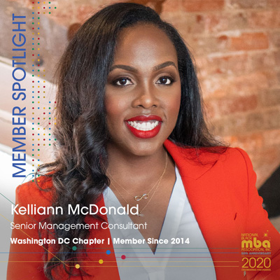 Meet July's Member of the Month – Kelliann McDonald