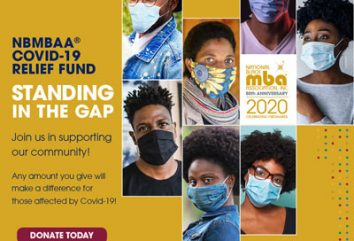 National Black MBA Association<sup>®</sup> Announces Launch Of NBMBAA<sup>®</sup> COVID-19 Relief Fund