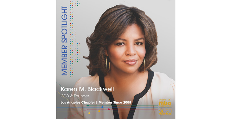Meet October's Member of the Month – Karen M. Blackwell