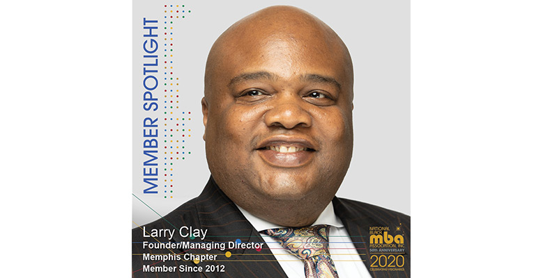 Meet December's Member of the Month – Larry Clay