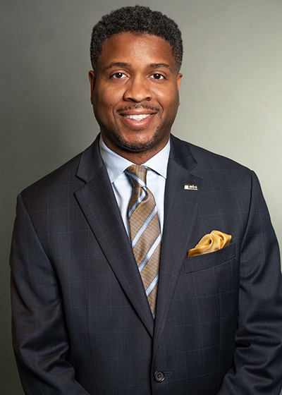 Travis Townsend, Atlanta Chapter President