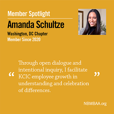 Meet April's Member of the Month – Amanda Schultze