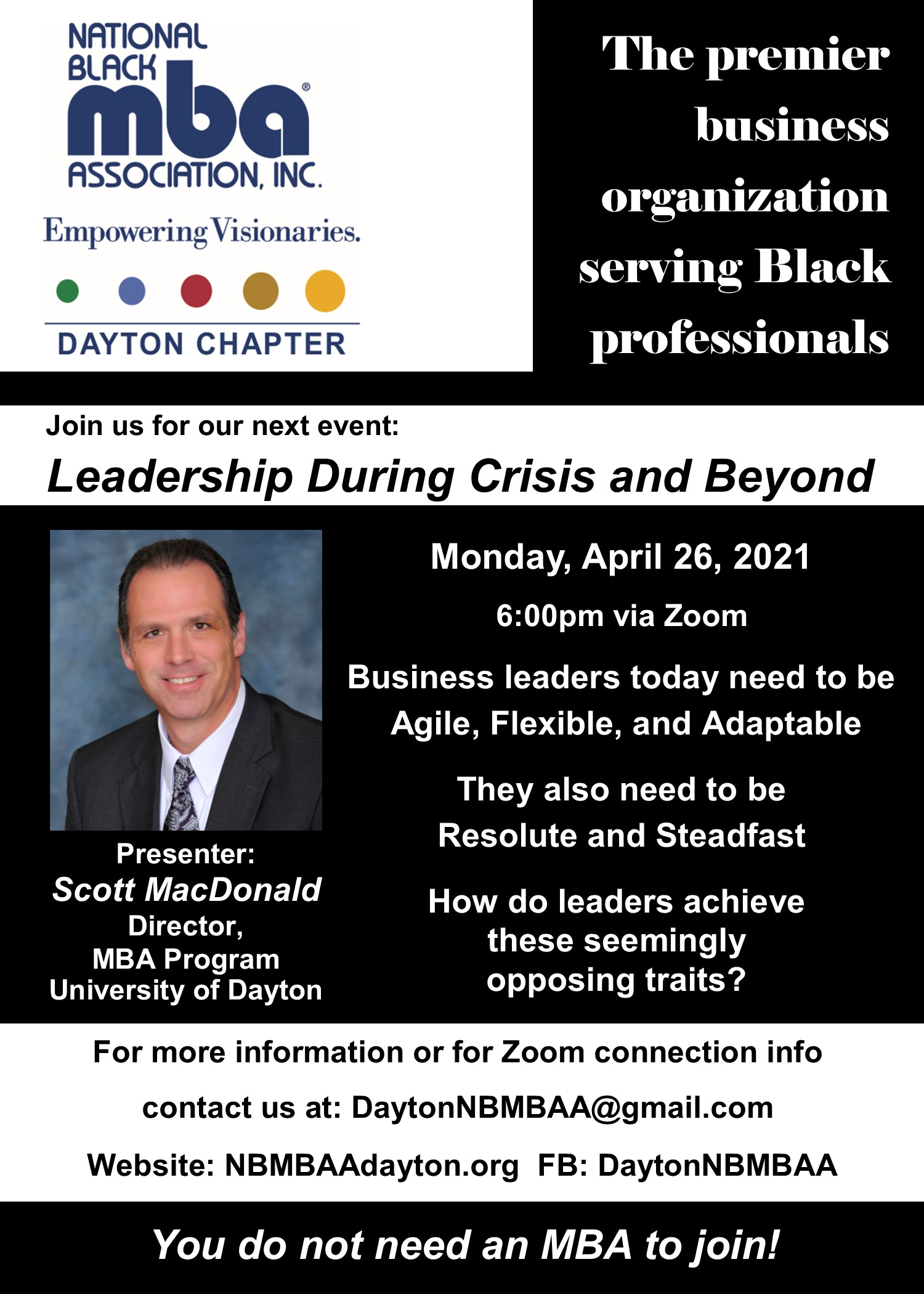 NBMBAA Dayton Chapter
