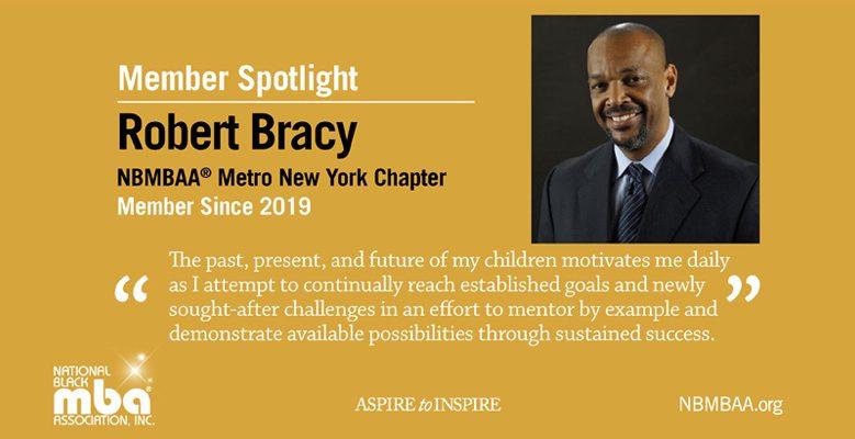 Meet July's Member of the Month – Robert Bracy